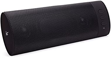 KitSound BoomBar Universal Tragbares Aufladbares Stereo Bluetooth Wireless Soundsystem Kompatibel mit Apple iOS und...