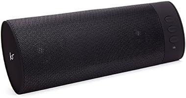 Kitsound Boombar Sound System Stereo Universale Bluetooth Portatile, Ricaricabile, Compatibile con Smartphone e Tablet e...