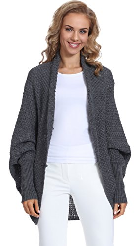 Merry Style Donna Cardigan Alisa Grafite