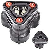 Spares2go - Tête de culasse avec joints à piston pour nettoyeur haute pression...