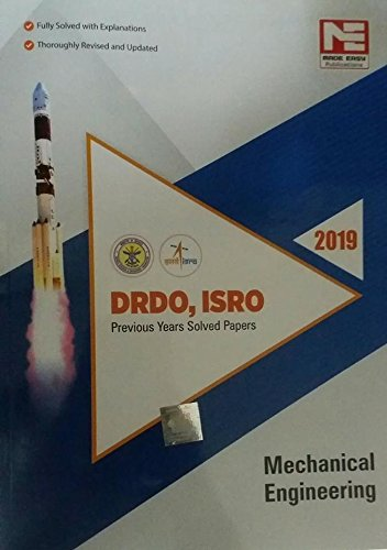 DRDO, ISRO 2018 - Mechanical Engineering - Previous Years Solved Papers