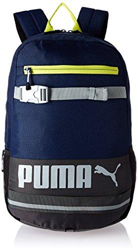 Puma Deck Sac à dos–Bleu (peacoat)–M