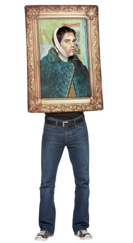 Van Gogh - Photo Frame - Adult (Van Kostüm Gogh)