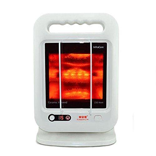 GYX@ Intensiv Infrarot Medizinisch Desktop Hitze Zuhause Therapie Licht Einstellbar Neigung,300W zu Entspannen Sie Sich, Behandeln, Entlasten Muskel Schmerzen, Lindern Schmerzen (Intensiv-therapie)