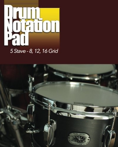 Drum Notation Pad