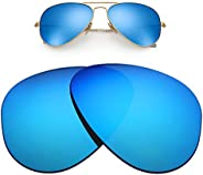 HEYDEFO Replacement Lenses for Ray-Ban Aviator RB3025 62mm for Men for Women,UV Protection