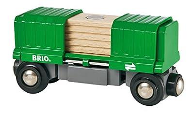 Brio 33561 - Güterwaggon mit Ladung von Brio