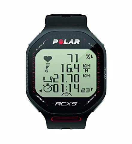 Polar RCX5 GPS Heart Rate Monitor and Sports