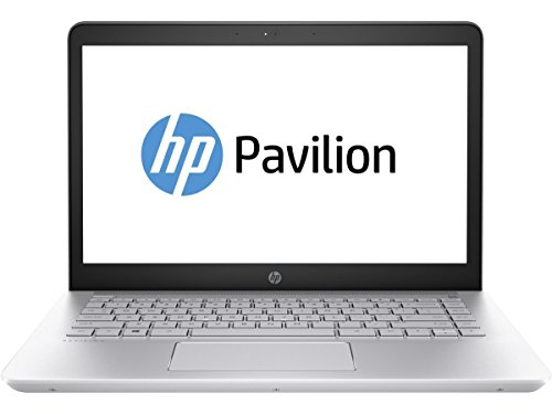 "2018 Flagship HP Pavilion 14"" WLED HD Premium Business Laptop - Intel Dual-Core I5-7200U Up To 3.1GHz 12GB DDR4 1TB HDD B&O Play 802.11ac Bluetooth HDMI USB Type-C Webcam Backlit Keyboard Win 10"