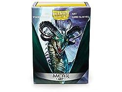 Dragon Shield - Mear Art - 100 Sleeves