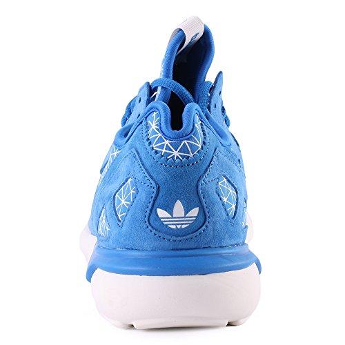 Adidas M19641 Sc One Tubulaire Azzurro Bleu Blanc