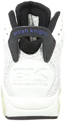 British Knights Herren Mavik High-Top Weiß (white/black 08)