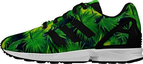 adidas Zx Flux, Sneakers Basses mixte enfant core black/core black/ftwr white