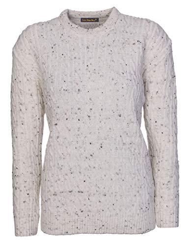 Lets Shop Shop Damen Pullover Gr. 44-46, Dusty Cream - Dusty Cream