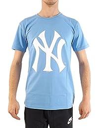 158e490844b3d Majestic New York Yankees Noos Prism Camiseta Hombre Azul M (Medium)