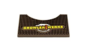 GrowlerWerks uKeg 128 Bar Mat
