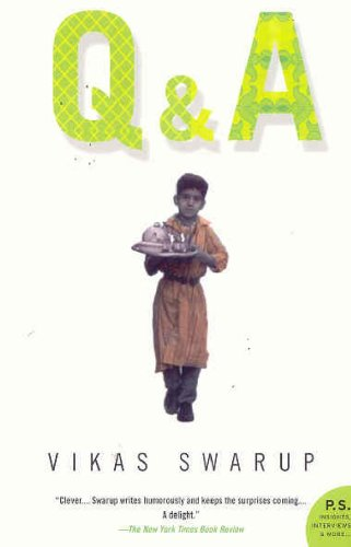 Book cover for Q & A