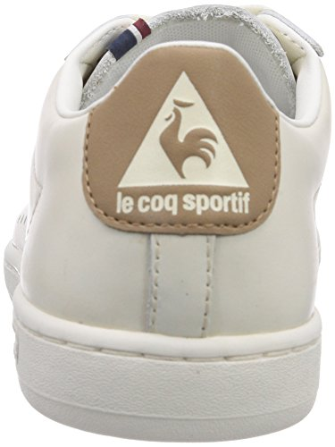 Le Coq Sportif - Arthur Ashe Int Low lace l, Senakers a collo basso, unisex Multicolore (Tigers Eyes)
