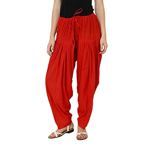 Jainish Cotton Pataila Salwar For Women's (Available in various Colour Options)