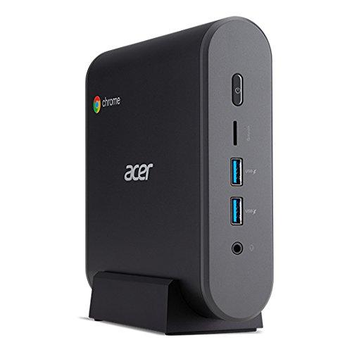 Acer Chromebox 1 Liter CXI3 Intel Core i3-8130U 2,2GHz Kaby Lake 8GB SODIMM RAM 64GB M.2 SATA SSD On