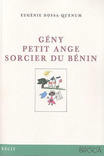 Geny petit ange sorcier du Benin