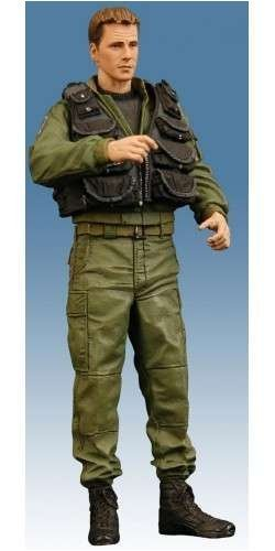 Stargate SG-1 Series 3 > Colonel Mitchell Action Figure by Art Asylum, Figurines