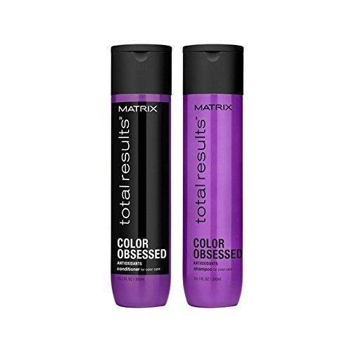 Matrix Gesamt Ergebnisse Farbe Besessen Shampoo Und Conditioner (300Ml) (Gesamt Ergebnis-matrix-shampoo)