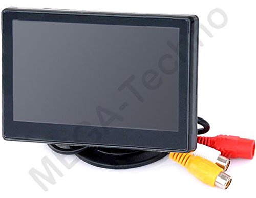 Stand Monitor Car Monitor Parking Monitor, 4.3 inch/10.9 cm, Model 9025