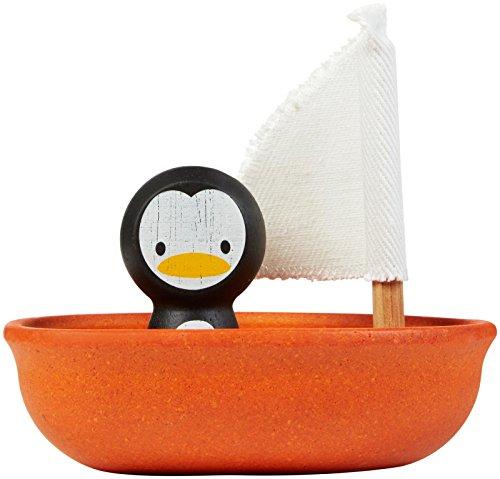 PlanToys-5711 Barquito pingüino