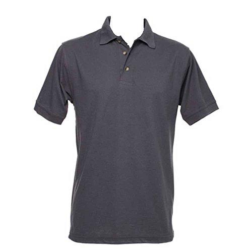 Kustom KitHerren T-Shirt Charcoal