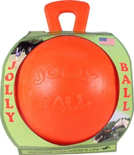 JOLLY Ball Pferd - Orange mit Vanilleduft -