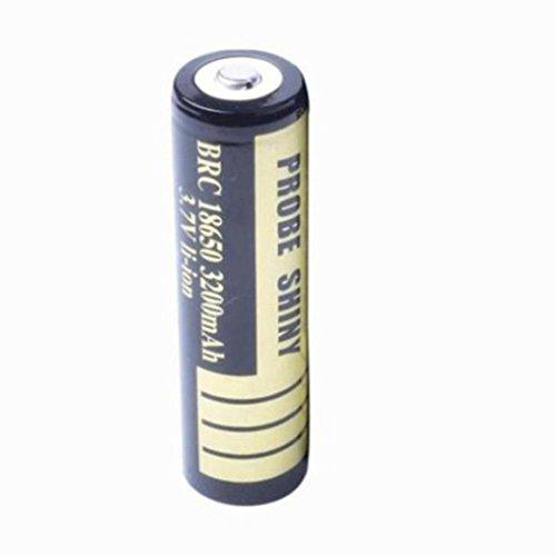 Probe Shiny 5000 Lumens Tactical LED CREE XM-L T6 Lampe de poche de police X800 Zoom Super Bright militaire de grade étanche titulaire Torche 5 Modes+batterie 18650(1pcs)+Chargeur Unique+Pochette en nylon+Étui de protection