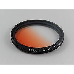 vhbw Filtre Couleur polarisant Universel 82mm Orange pour Objectif Canon TS-E 24 mm 3.5 L II