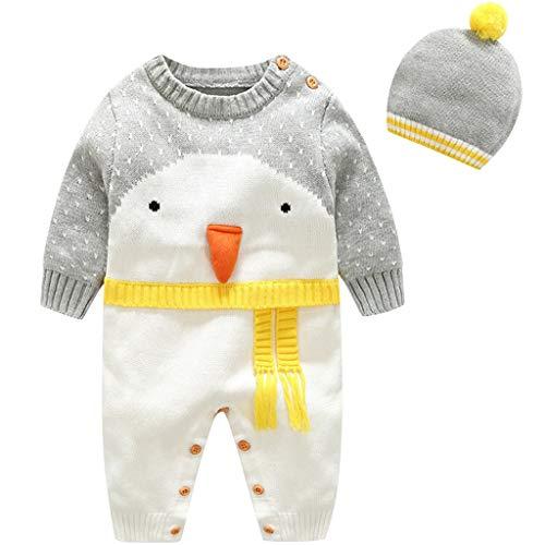 Bebe Mameluco Niños Jersey Navidad Mono - Pijama