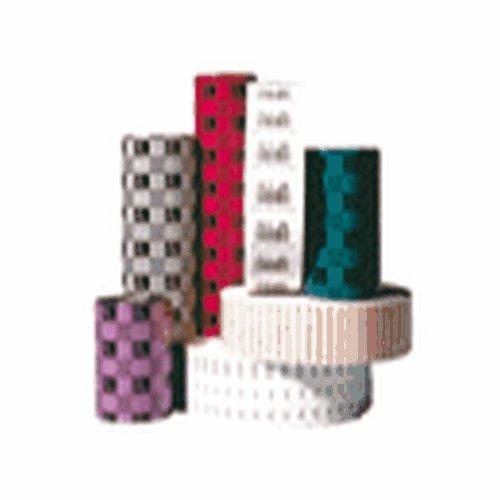 Zebra Z-Band Direct–Etiketten-Drucker (schwarz, weiß, Polypropylen (PP), Wärmeübertragung, 350Stück (S), 25.4x 178)