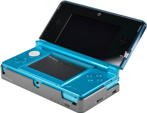 Speedlink Jet Erweiterungs Akku für den Nintendo 3DS (verdoppelt die Spieldauer ohne lästiges Kabel)