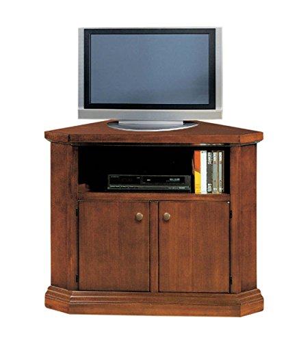Mobile porta tv portatv angolare 2 porte 1 anta a giorno legno arte povera