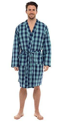 Best Deals Direct UK Pijamas para Hombre Set Top Manga Corta /& Tejido Largo Pantalones De Ch/ándal Verano