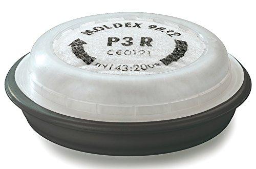 Moldex m9032P3R D + Ozon PR Partikelfilter , 12 Stück