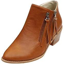 shopgogo scarpa o Francesina donna bassa alta SvXU40xq