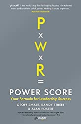 Power Score: Your Formula for Leadership Success by Alan Foster (2015-06-04)