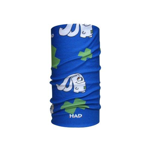 HAD Kinder Tücher und Schal Originals Kids Bunny Monster, Weiß/Blau/Grun, One size, ()