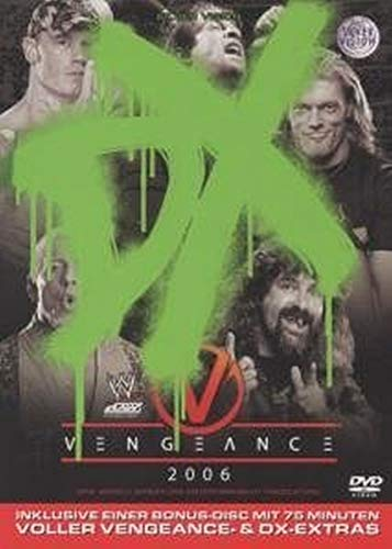 WWE - Vengeance 2006 [2 DVDs]