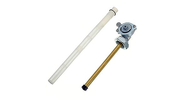 Alamor Gas Petcock Benzinhahn Ventil Tank Schalter Für Honda Cbr600f1 87 90 Vlx600 Shadow 88 07 Küche Haushalt