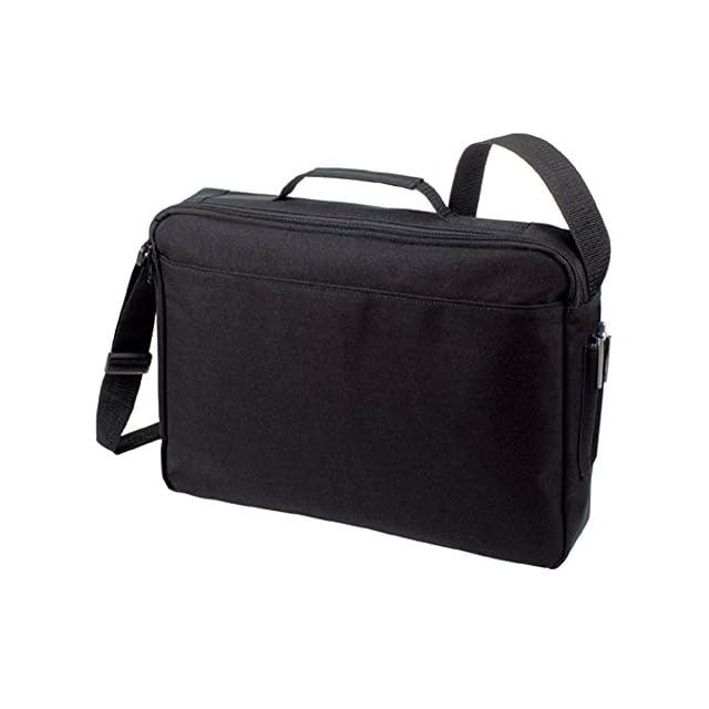 d75d24562e HALFAR - sac cartable sacoche bandoulière porte-documents 1805510 - noir ...