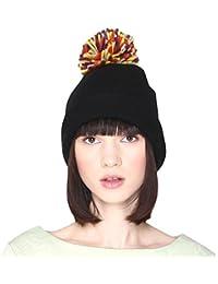 Pepa Loves 108008, Sombrero para Mujer, Noir (Multicolor), Talla Única