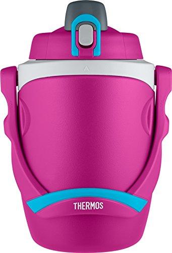 Thermos con aislamiento de espuma botella de hidratación