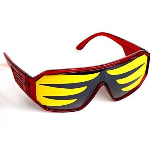 Unbekannt Sonnenbrille Slim Jim Wavy