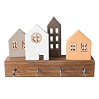 XINXI HOME Creative Nordic Hook Personality House Wall Decoration Wall Wall Mount Doorway Living Room Bedroom Key Storage