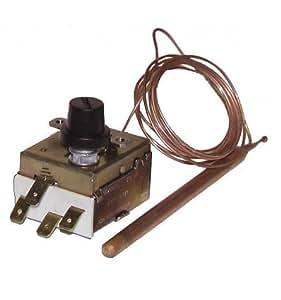 DIFF - Aquastat de sécurité à bulbe - IMIT Type LS1 cap 1,5- 90deg - DIFF pour Joannes : 790132